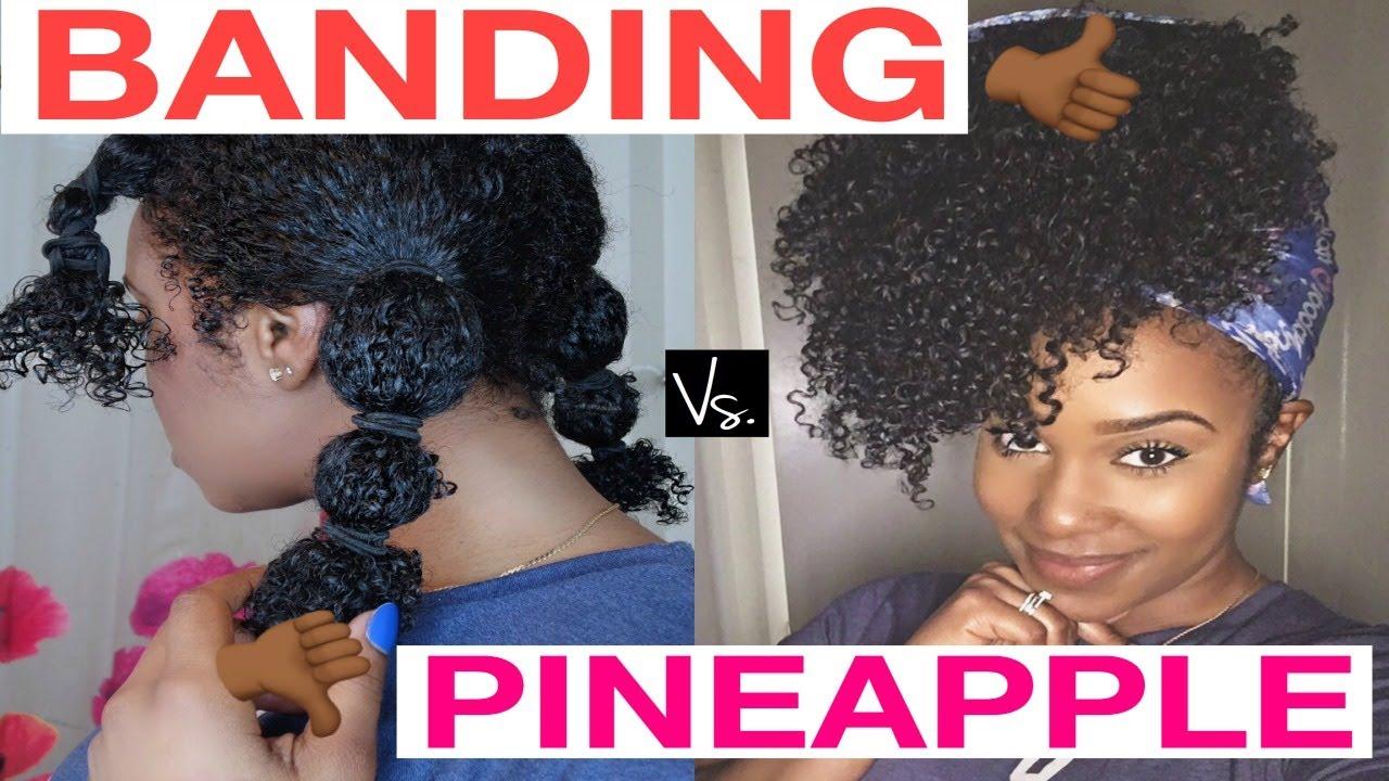 Natural Black Hair Banding