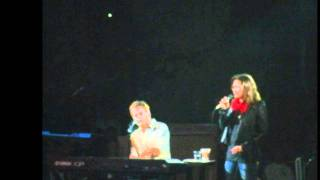 Somewhere, Somehow Michael W Smith Amy Grant.wmv