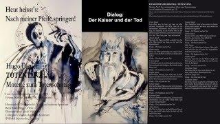 Hugo Distler: TOTENTANZ op. 12 Nr. 2