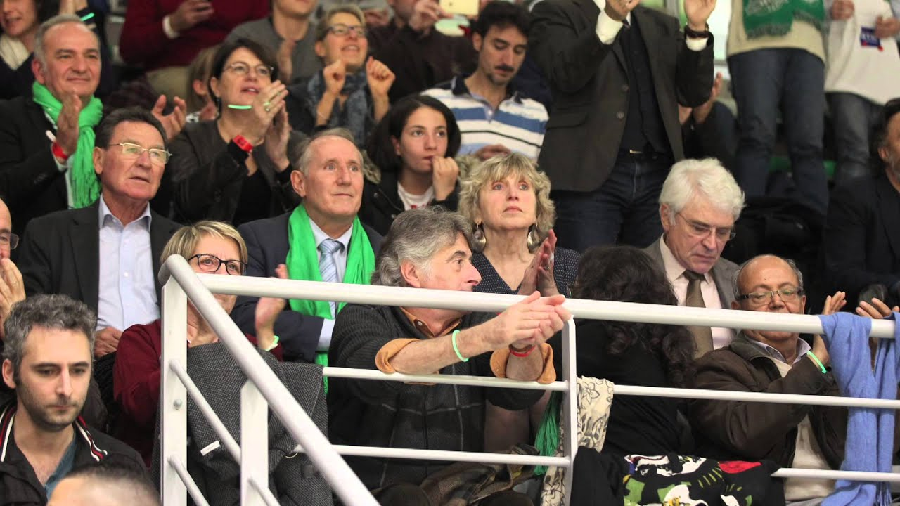 Inauguration du nouveau palais des sports de nanterre for Piscine du palais des sports a nanterre nanterre