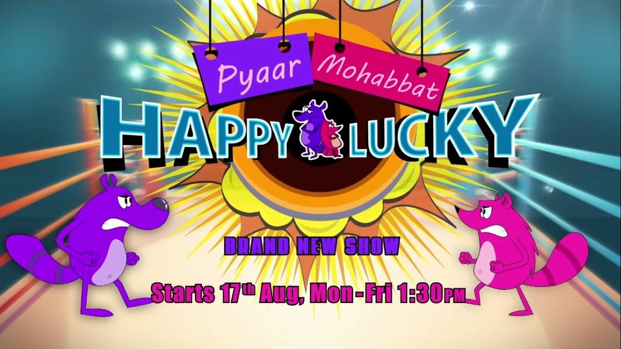 Pyaar Mohabbat Happy Lucky | Brand New Show | Mon-Fri 1:30 pm