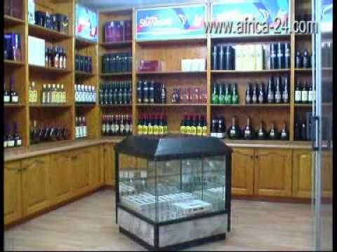 Executivo Salao 2000 Maputo Airport Duty Free Shopping - Africa Travel Channel