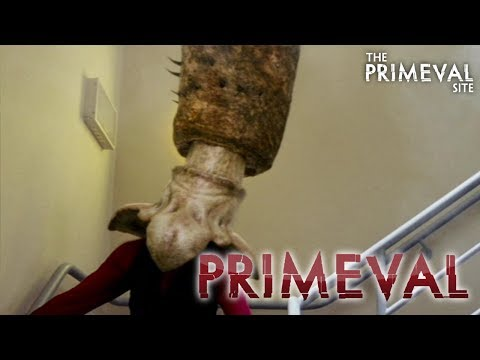 Primeval: Series 2 - Episode 2 - Connor is Swallowed by a Giant Precambrian Fog Worm (2008)