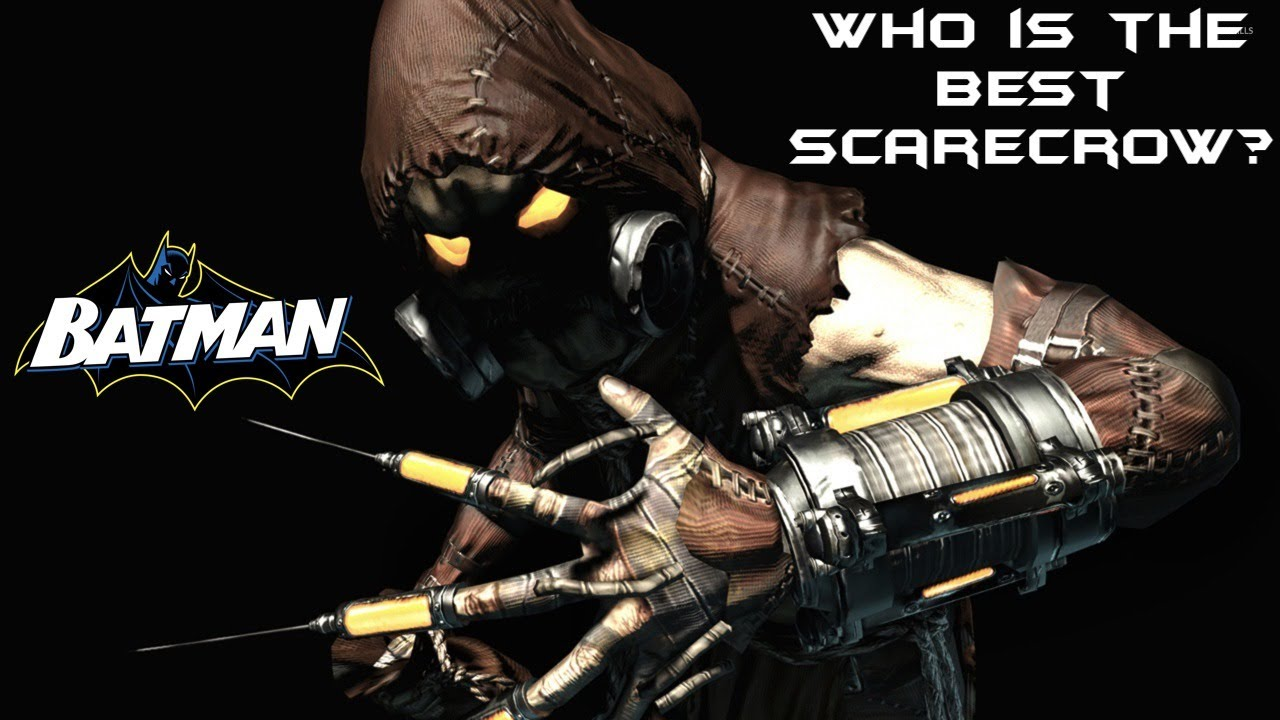 WHO IS THE BEST SCARECROW?