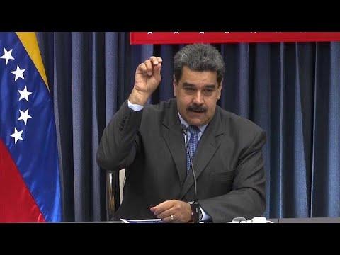 لماذا غضب الفنزويليون عندما قلّد مادورو حركة الطاهي التركي الشهير نصرت ؟…  - نشر قبل 3 ساعة