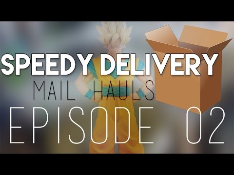 Speedy Delivery Mail Hauls Episode 02: 30th Anniversary Prize!