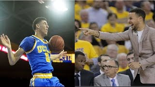Lonzo Ball FUNNY MOMENTS 2017