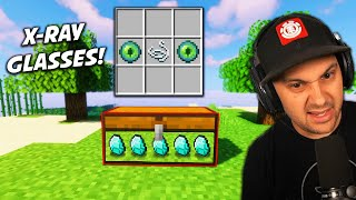 Testing HELPFUL Minecraft TikTok Life Hacks!