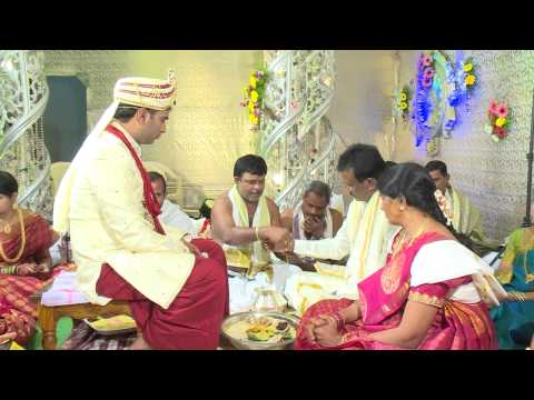 Shamily weds Indrasena Reddy