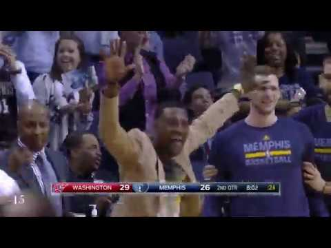 Memphis Grizzlies Top 50 Plays Of The Decade