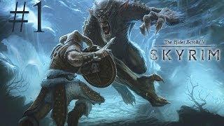Прохождение TES V: Skyrim #1 Алдуин, Бич монархов
