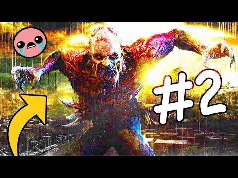 They Can Hear You- Scariest Feeling in Dying Light (BeastBoyShub React) Scary and Funny