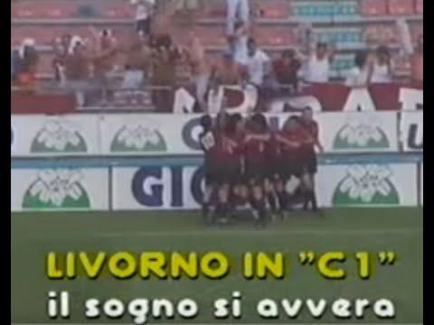 Il film del campionato: Livorno Calcio promosso in serie C1 (1996/1997)