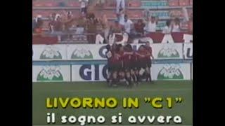 il film del campionato livorno calcio promosso in serie c1 1996 1997