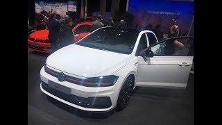 Frankfurt 2017: Volkswagen Polo GTI - In depth review!