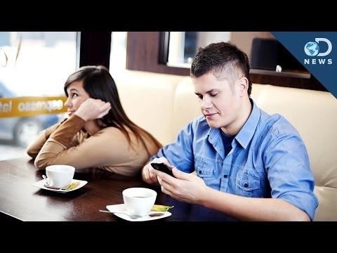 Smartphones Are Killing Your Social Life!