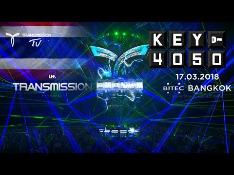 Key4050 Live Transmission Bangkok 2018