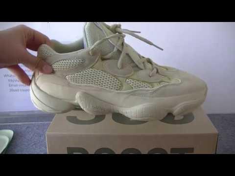 0a7344f8ae2ec Legit Check  Adidas Yeezy Boost 500 Desert Rat Blush Supermoon Yellow