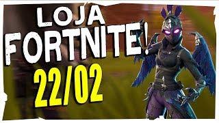 Loja Fortnite - Loja De Hoje 22/02/2019 Oportunista de volta