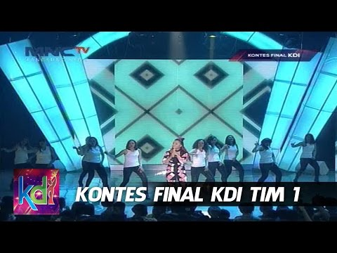 "Denada "" Jogetin aja "" Kontes Final KDI 2015 (21/5) Mp3"