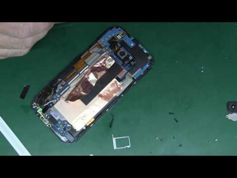 HTC One E8 Замена сенсора и сим коннектора