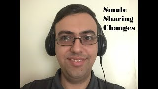 Justin Blvd. Vlogs: Smule Sharing Changes + Channel Update