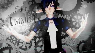 Video 【KAITO - MMD】 Eden 【Motion data+Camera data DL's】 download MP3, 3GP, MP4, WEBM, AVI, FLV November 2017