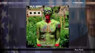 Awful Zombie Obama Gun Targets Bleed When Shot (Video)