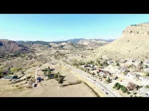Lyons, Colorado. A trip down Apple Valley Road