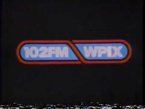 WPIX-FM Rock 102 New York - TV Ad - Summer 1977