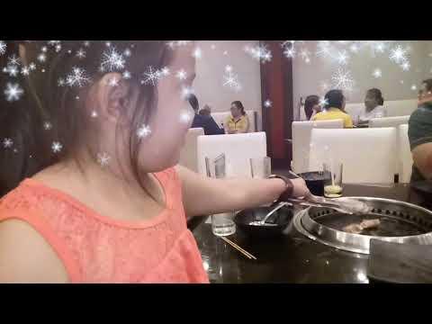 My mini me cooking at sambo kojin