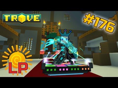 Trove #176: Trove 1.0 + Tomb Raiser + Balefire Wings | Let's Play | Deutsch HD