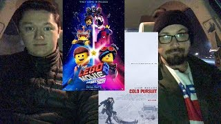 The LEGO Movie 2: The Second Part / Cold Pursuit – Midnight Screenings Review