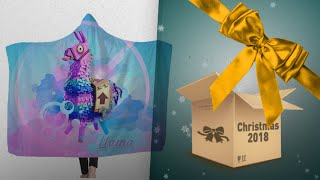Top 10 Fortnite Blanket Kids Gift Ideas / Countdown To Christmas 2018! | Christmas Sale Guide