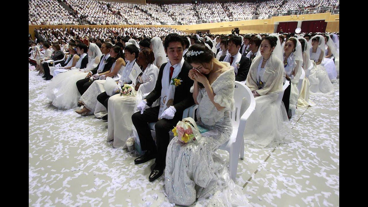 Mass Wedding For N Korean Defectors Held In Seoul