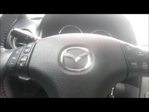 2003 - 2006 1st Gen Mazda 6 Display Fix