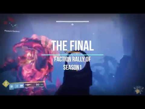 Hoot Dawg Radio Episode 3 The Final Season 1 Faction Rally