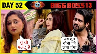 Shehnaz Gill, Rashami Desai, Vishal Aditya Singh DEBATE Over Captaincy | Bigg Boss 13 Episode Update