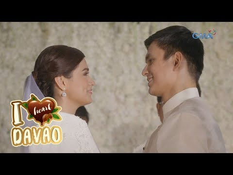 I Heart Davao: Ponce and Hope's wedding
