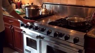 How to operate a Viking range. America Service - Major Appliances