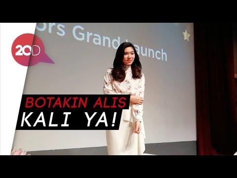 Gara-gara Alis, Isyana Sarasvati Selalu Dibilang Jutek