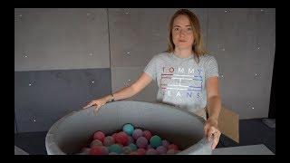 Romana Airpool Детский сухой бассейн (серый)
