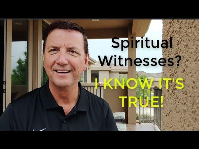 Spiritual Witnesses:
