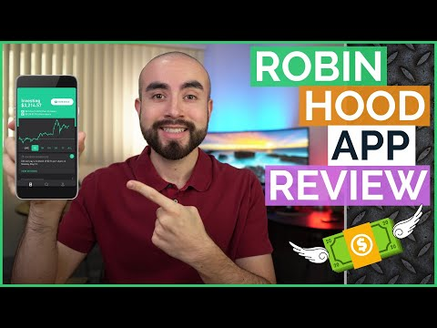 Robinhood App Review -  The Robinhood App For Beginners Guide