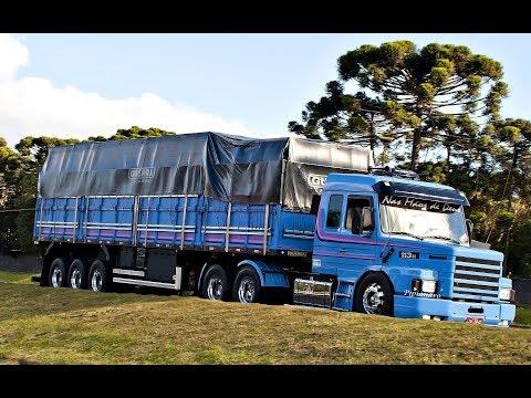 Top 10 - As Scania 113 Mais Qualificadas Do Brasil ! #2