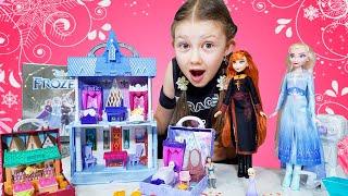 Куклы Холодное Сердце 2: Анна и Эльза от Disney и Hasbro Обзор