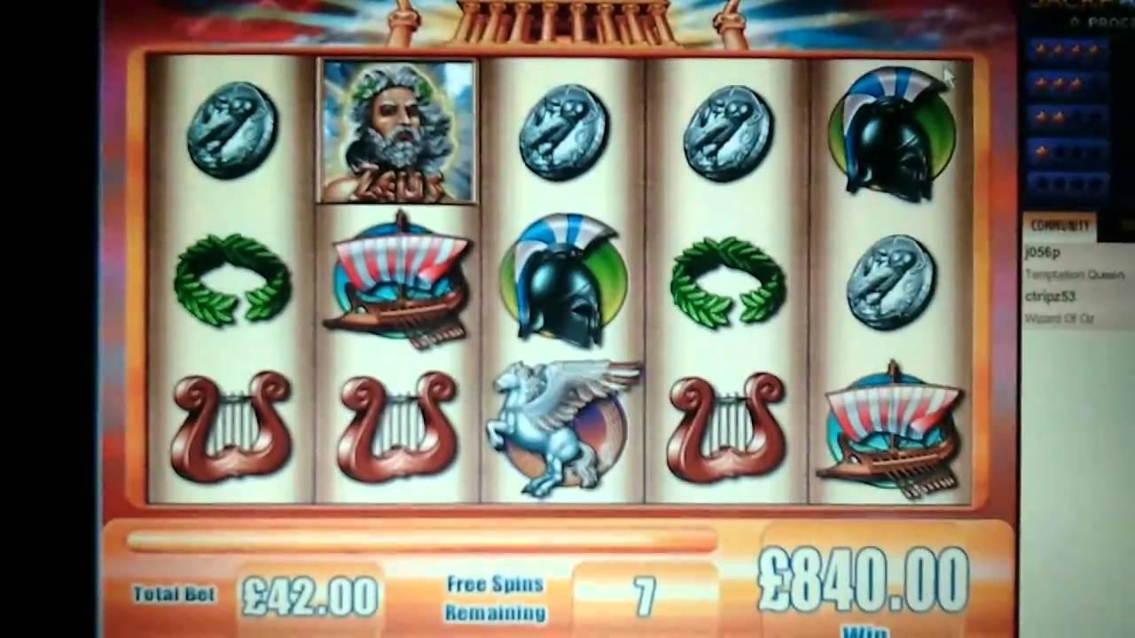 Online Slot Machines With Bonuses