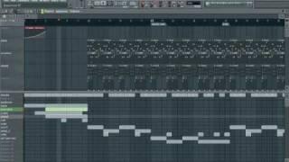 FL Studio 9: Sudanese Rythm
