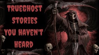 5 Scary True Ghost: (Haunted Houses, Camp and Building Stories)