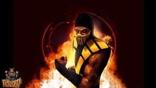 Mortal Kombat 4 Прохождение за Scorpion'a (PS1 Rus)